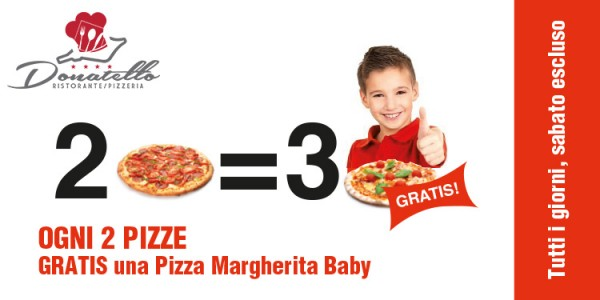Promo pizza bimbo