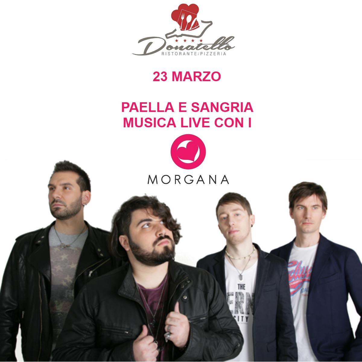 MORGANA LIVE