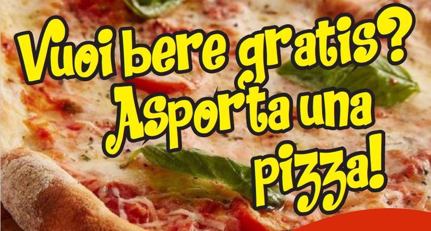 pizza asporto donatello